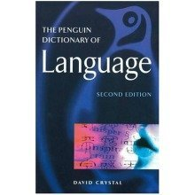 The Penguin Dictionary of Language (penguin Reference Books)