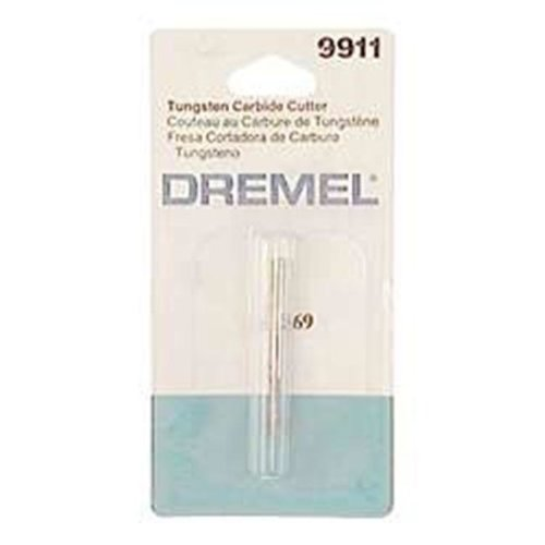 Dremel .13in. Tungsten Carbide Cutter  9911