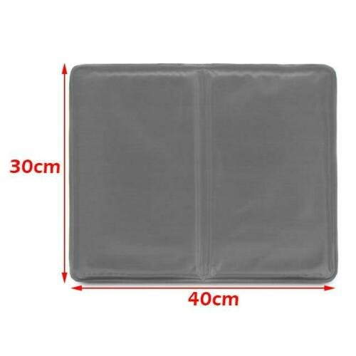COOL GEL PAD PILLOW COOLING MAT CUSHION PET BED