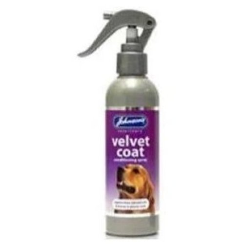 Johnson's Velvet Conditioner Spray, 150ml
