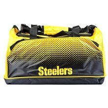 Pittsburgh Steelers Fade Holdall Bag -