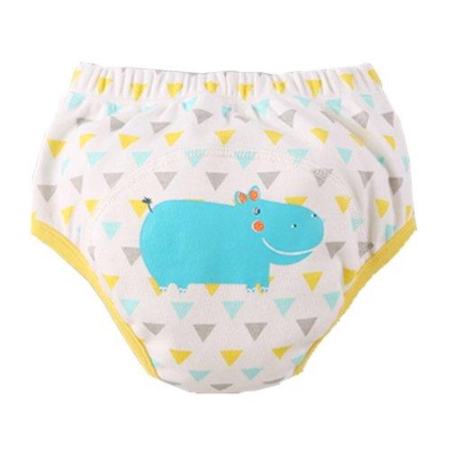 [Hippo] Baby Toilet Training Pants Nappy Underwear Cloth Diaper 13.2-19.8Lbs