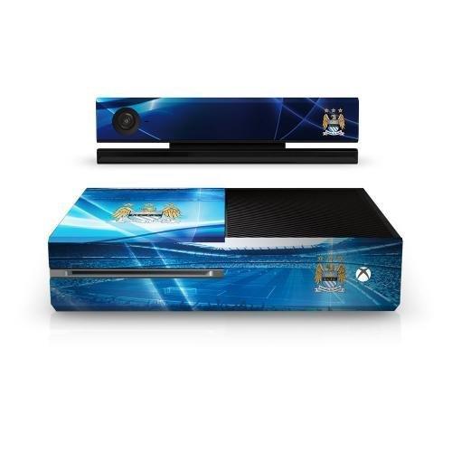 Official Manchester City FC - Xbox One (Console) Skin  (Xbox One) (New)