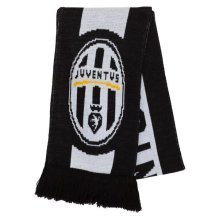 Juventus Long Stripe Scarf -  juventus long stripe scarf