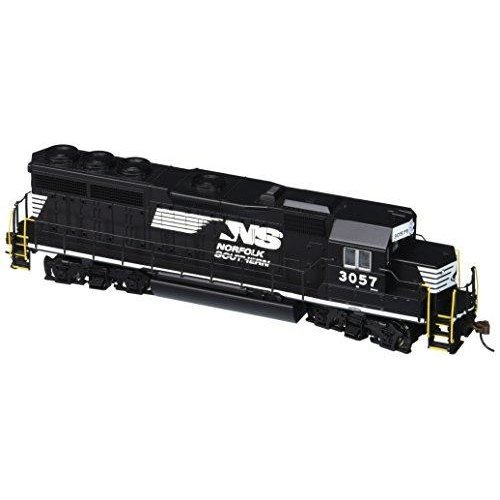 Bachmann Industries EMD GP40 DCC Norfolk Southern #3057 Sound Value Equipped Locomotive (HO Scale)