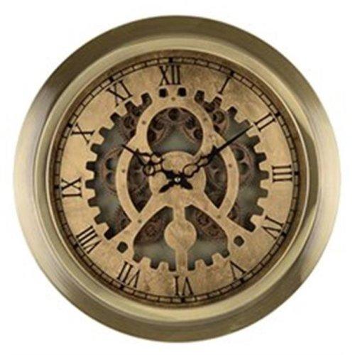 A & B Home DS42152 18.11 x 18.11 x 2.95 in. Ignacio Classic Clock