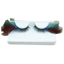 Long and Exaggerated False Eyelashes Extension for Cosplay Party [C]