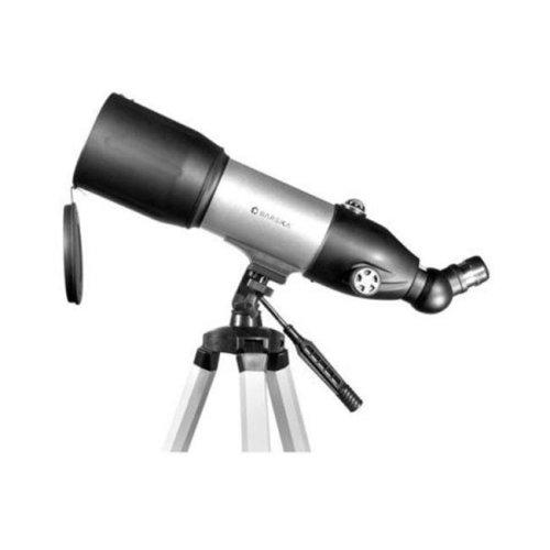 Barska Optics AE11122 133 Power- 40080 Starwatcher Refractor- PH- Silver- Astronomy Software