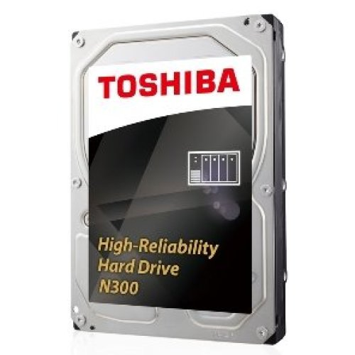 Toshiba N300 4TB HDD 4000GB Serial ATA III internal hard drive