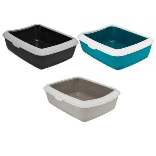 Trixie Classic Cat High Rim Litter Tray