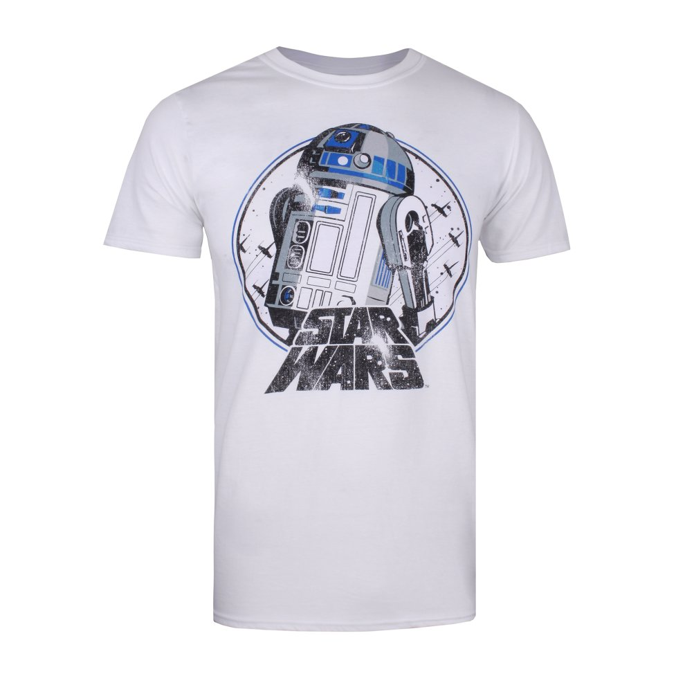 ADULTS STAR WARS THE FORCE AWAKENS CHEWIE WERE HOME DESIGN T-SHIRT SIZES  S-XXL