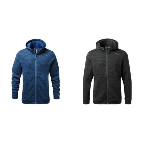 Craghoppers Mens Vector Hooded Fleece Jacket