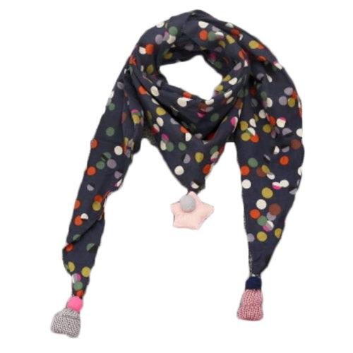 Fashion Kids Soft Scarf Winter Warm Neckerchief Children Cotton Scarf -A9