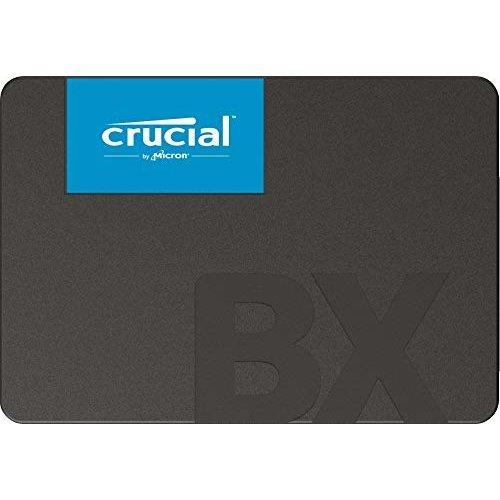 Crucial BX500 CT240BX500SSD1 240 GB Internal SSD (3D NAND, SATA, 2.5 Inch)