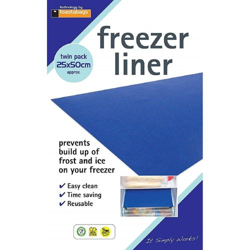 Toastabags Freezer Liner twin pack