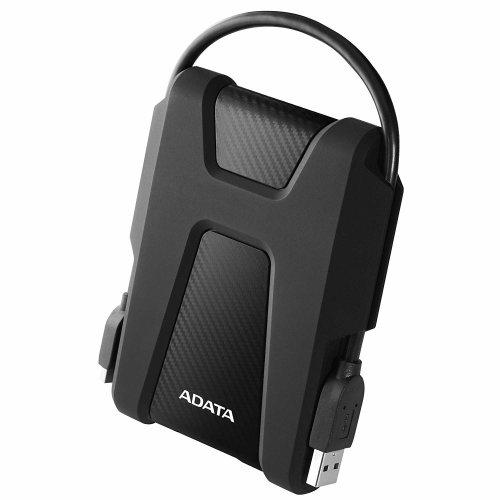 ADATA 2TB HD680 External USB 3.1 Hard Drive - Black AHD680-2TU31-CBK