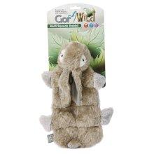 Gor Pets Dog Toy, Wild Multi-Squeak Rabbit 30cm