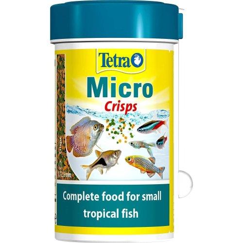 Tetra Micro Crisps Fish Food