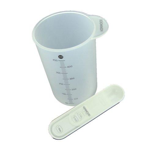 Kenwood BM250 Measuring Jug And Spoon Genuine Part
