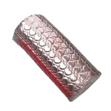 Silver Armrest Nail Art Tool Arm Rest Holder PU Leather Soft Hand Cushion Pillow