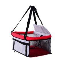 PawHut Dog Car Seat | Pet Travel Carrier