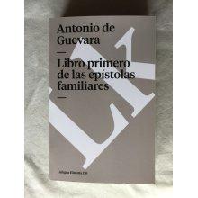 Libro Primero De Las Epístolas Familiares (Memoria) (Spanish Edition) (Memoria-Viajes) [Paperback]
