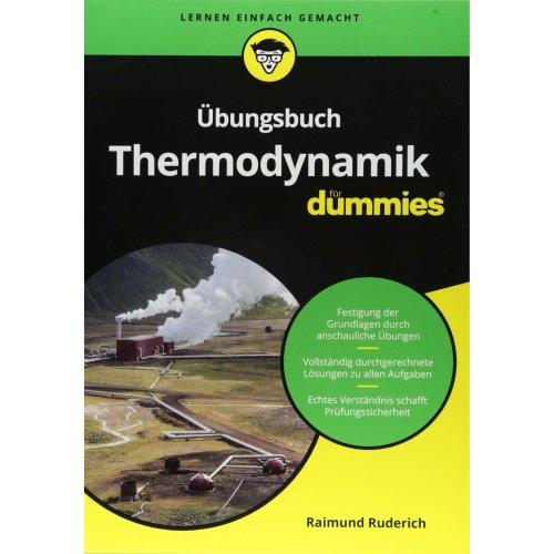 UEbungsbuch Thermodynamik fur Dummies (Für Dummies)