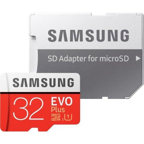 Samsung EVO Plus 32GB microSDHC | 32GB Class 10 Memory Card