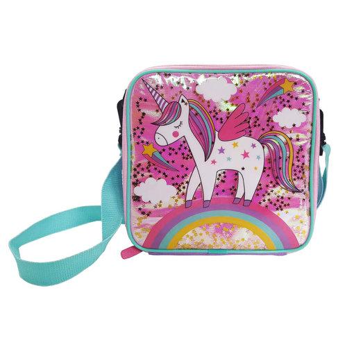 Polar Gear Unicorn Confetti Lunch Bag