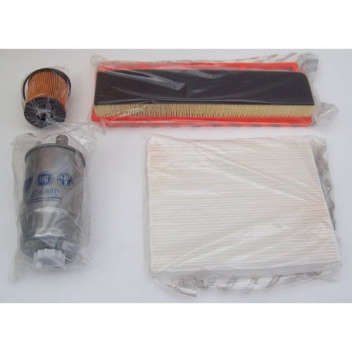 Fiat Grande Punto Genuine New Engine Filter Kit 71765260