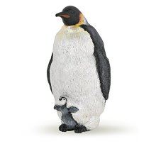 Papo 50033 Emperor Penguin Figure