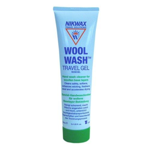Nikwax Woolwash Travel Gel 100 ml