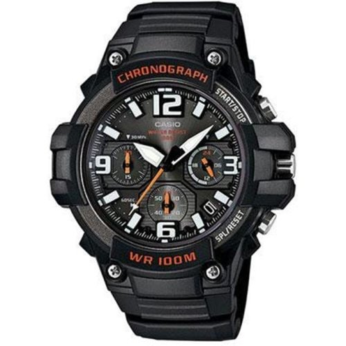 Casio MCW100H-1AV Heavy Duty Chrono Analog Watch