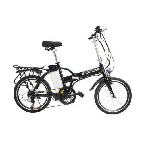 "Byocycle CitySpeed 20"" 6 Speed Folding Folder 250W 36V 13AH Electric Bike"