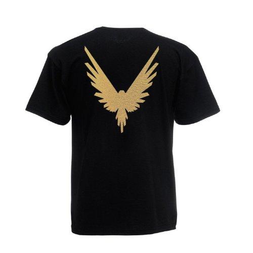 Logan Paul Maverick Gold Kids T-shirt