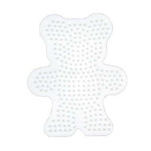 Hama Beads TEDDY SINGLE PEGBOARD NO. 289 by