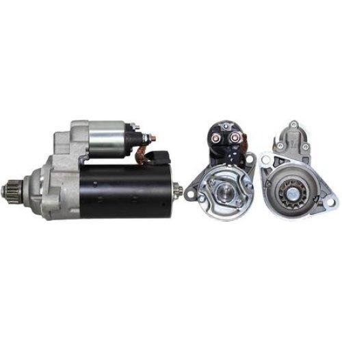WAI Starter Motor for Mercedes Benz B200d 2.1 Litre Diesel (10/14-04/16)