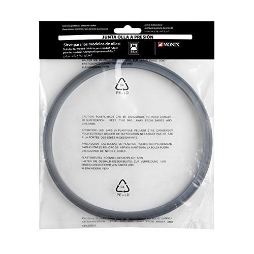 BRA A990932 - Silicon seal for Bra and Monix 4 litre, 6 litre and 7 litre pressure cookers