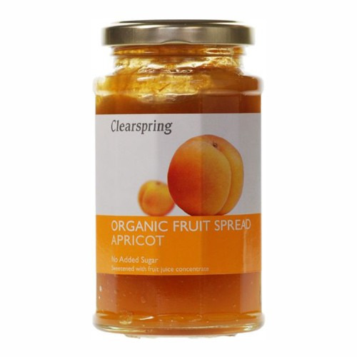 Clearspring Organic Fruit Spread - Apricot 290g