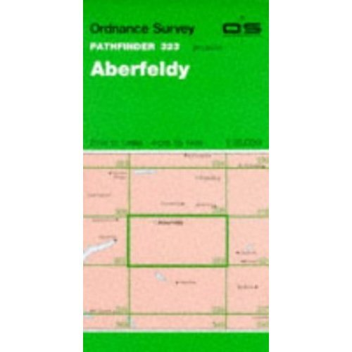Aberfeldy (Pathfinder Maps)