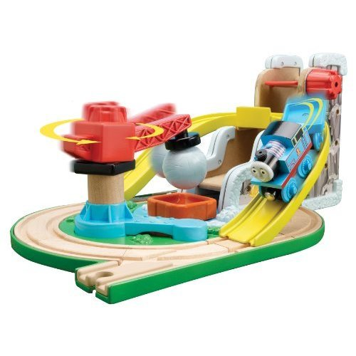 Thomas And Friends Wooden Railway - Early Engineers Rock N Roll Quarry Set