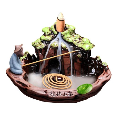 Incense Holder Backflow Incense Burner