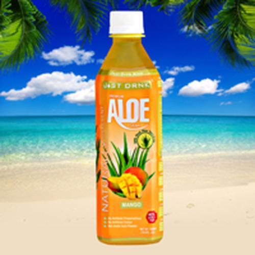 Just Drink Aloe Just Drink Aloe Mango 500ml