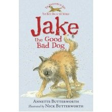 Jake the Good Bad Dog