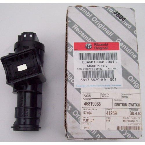 Fiat Doblo Genuine New Ignition Switch  46819068