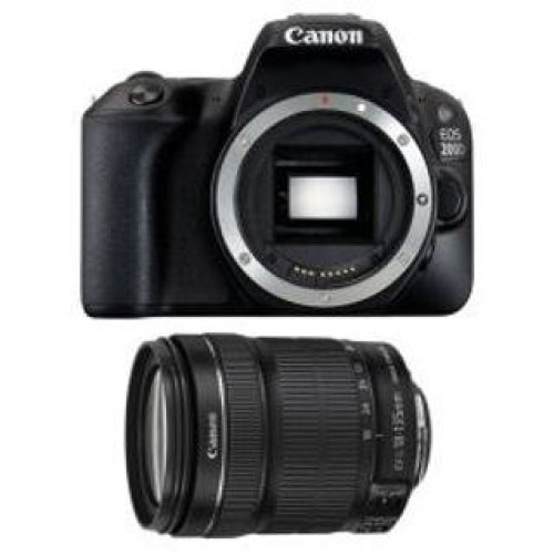 CANON EOS 200D Black KIT EF-S 18-135mm F3.5-5.6 IS STM