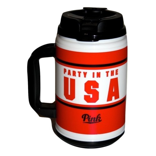 Victoria's Secret PINK! Chug Mug Party In The USA
