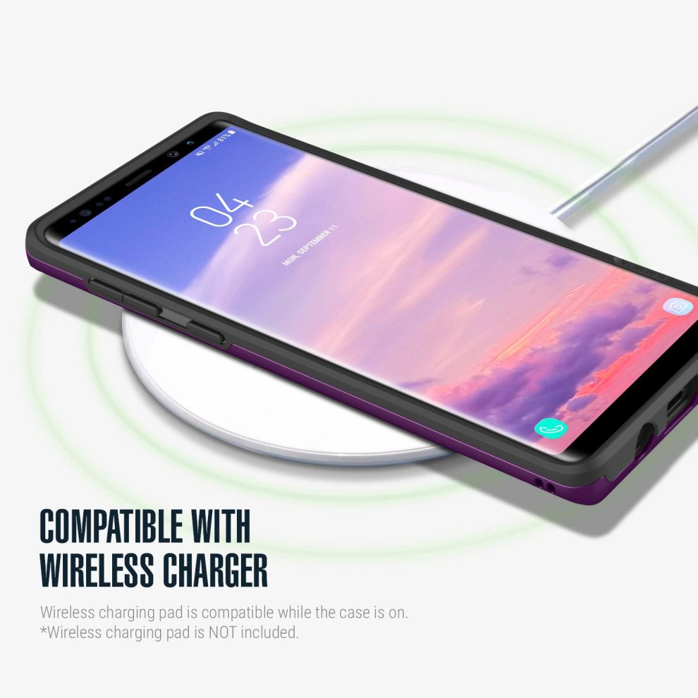 new concept 8153a 61e10 OBLIQ Galaxy Note 9 Case, [Slim Meta] Slim Dual Layered Case, Inner TPU  with Outer PC with a Metallic Brushed Finish Design and Anti-Shock...