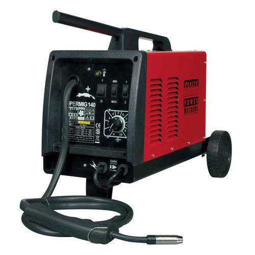 Sealey SUPERMIG140 140Amp Professional MIG Welder