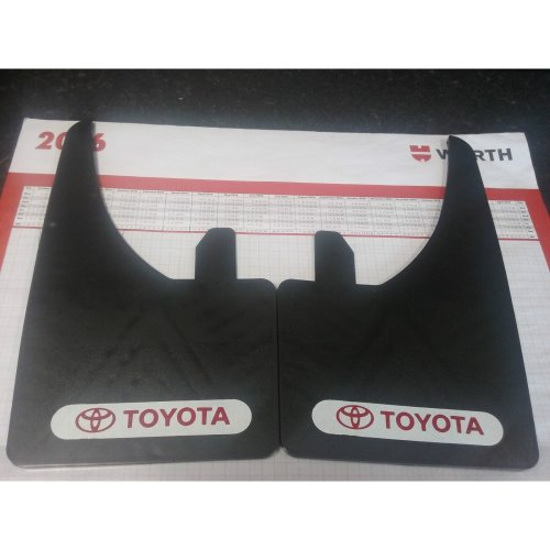 Universal Mudflaps Mud flaps for Toyota all Models